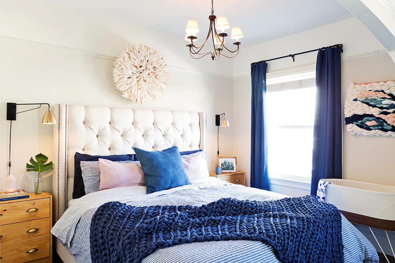 #OneRoomChallenge, Week Six: The Master Bedroom + Nursery Reveal | Design Confetti
