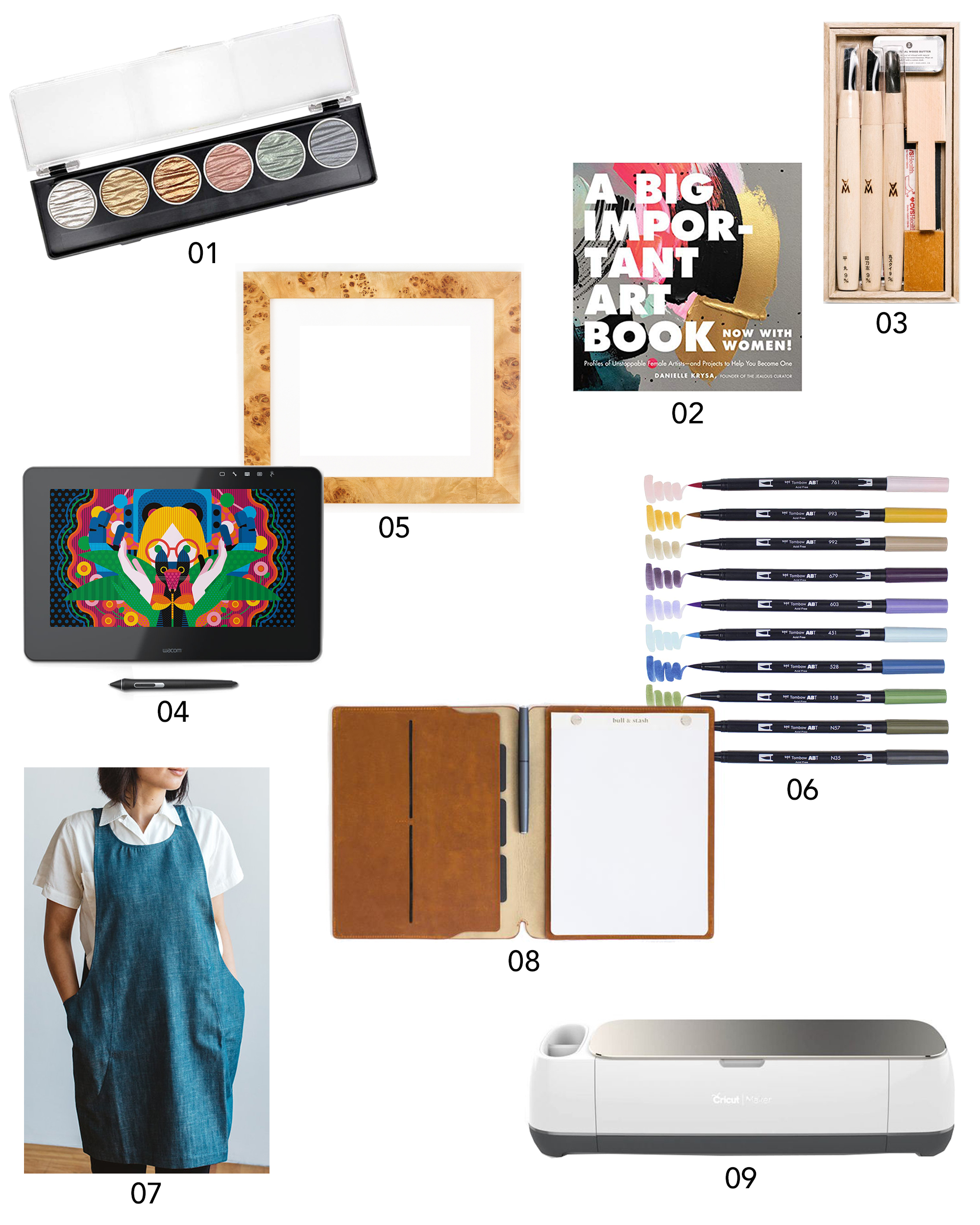 Holiday Gift Guides: The Maker | Design Confetti