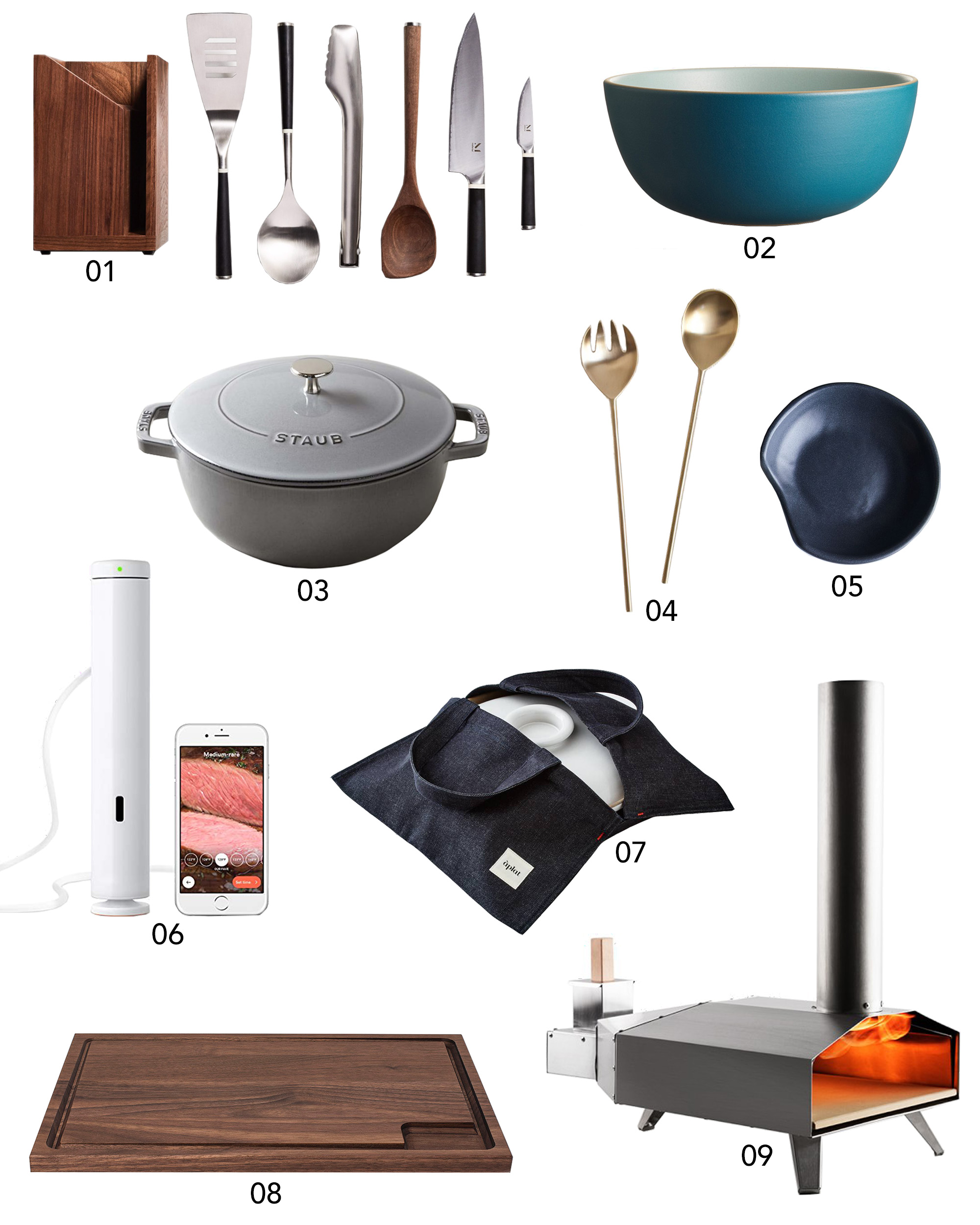 Holiday Gift Guides: The Culinary Master | Design Confetti