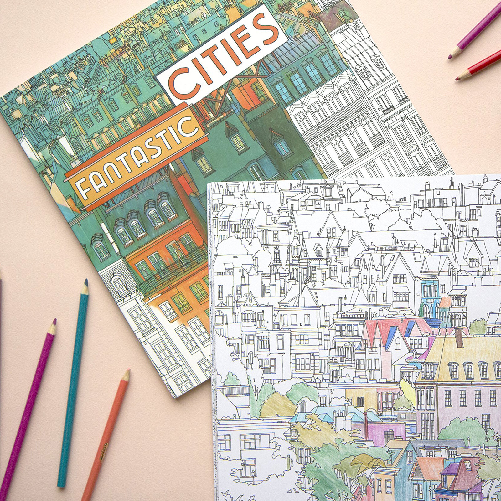 - The Best Adult Coloring Books To Destress Right Now — Blog
