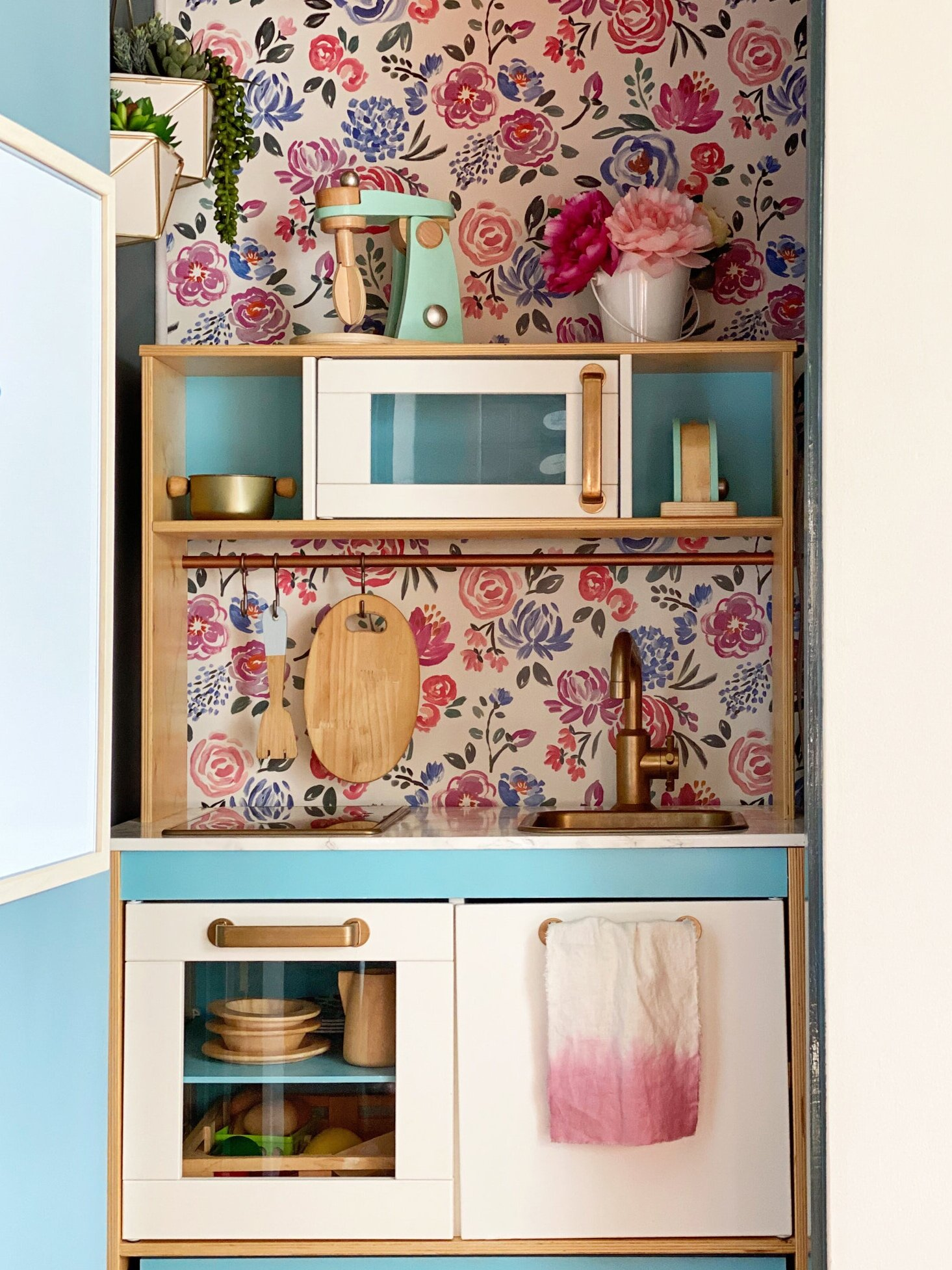 The Tiniest Play Nook Gets a Zero Dollar Refresh