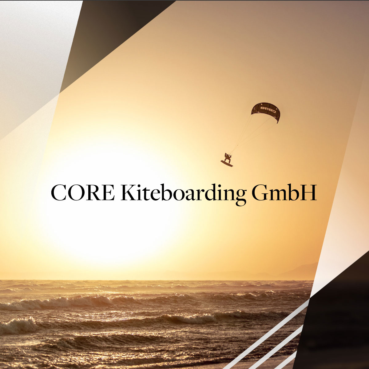 Marketing- & Projektmanagement, Website Contentmanagement für Produktkampagnen von CORE Kiteboarding GmbH