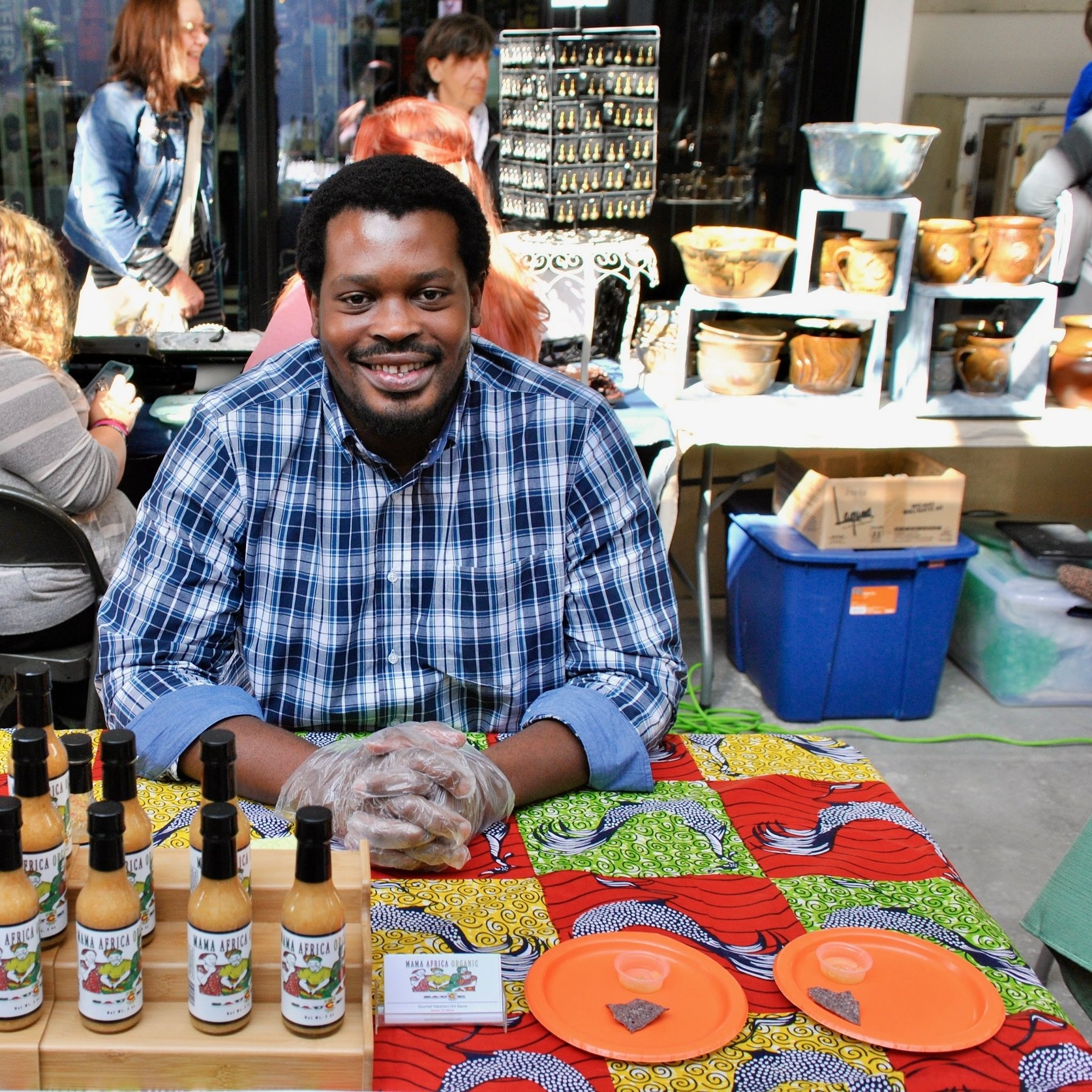 BE A VENDOR AT THE HAHO MARKET - OUR LOW-RISK MARKETS ARE PERFECT FOR FIRST-TIME SELLERS AND THOSE NEEDING A CASUAL AND POPULAR VENUE TO SELL THEIR GOODS