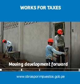 ProInversión: WORK FOR TAXES INVESTMENT SCHEME