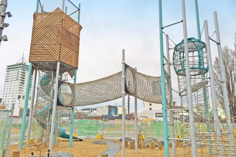 FAMILY PLAYGROUND - Location: New Zealand | Manufacturer Berliner