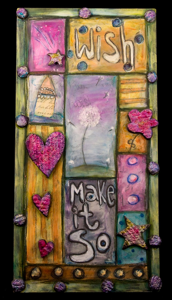 """Wish"" – Painting"