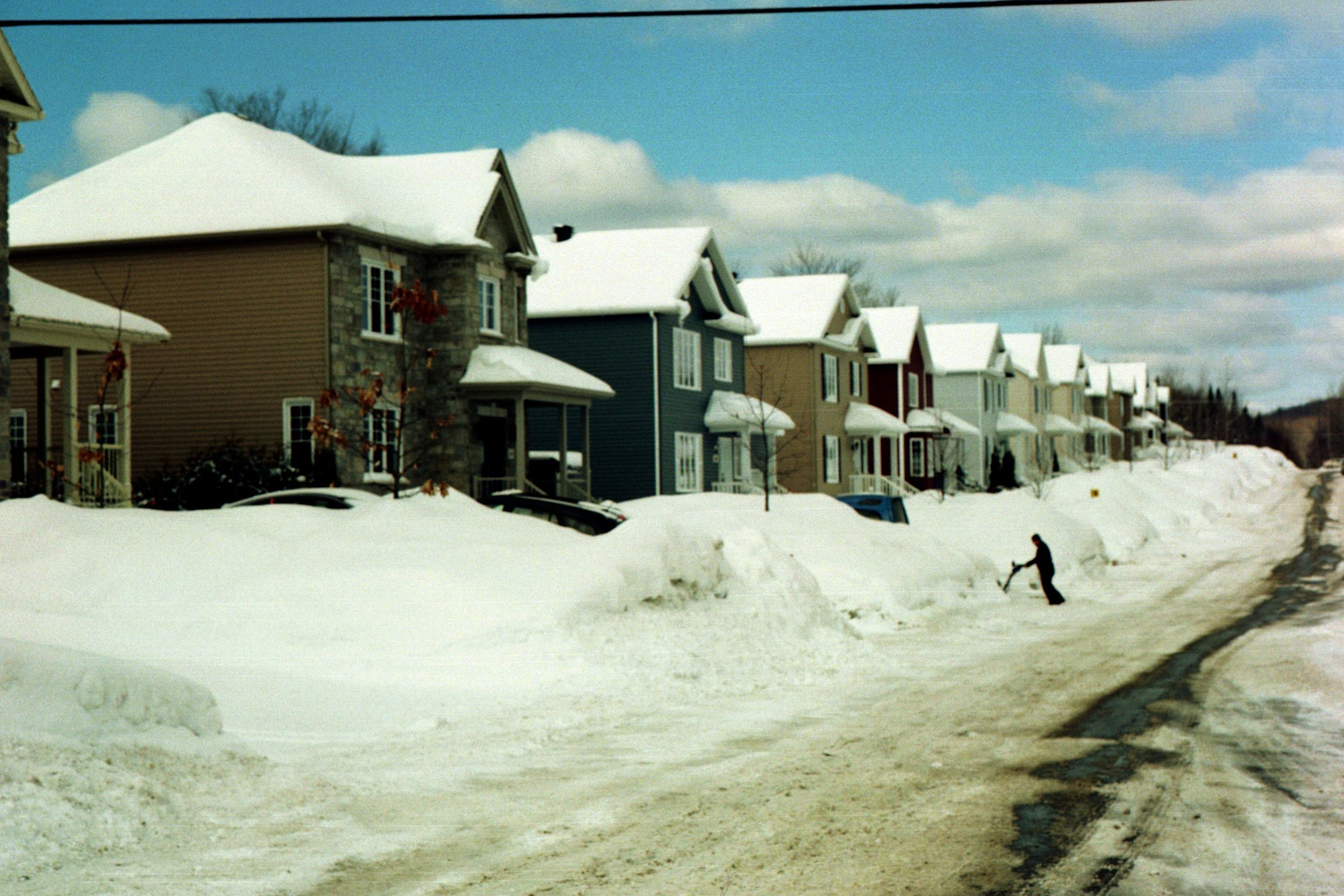 Québec City, 2014