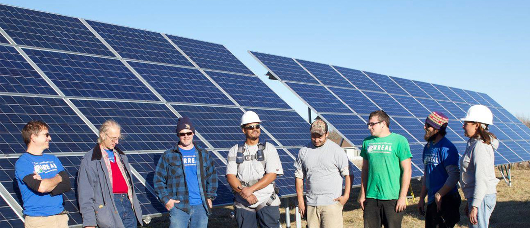 MIDWEST CLIMATE & ENERGY - On Midwestern Farms, Clean Energy Grows