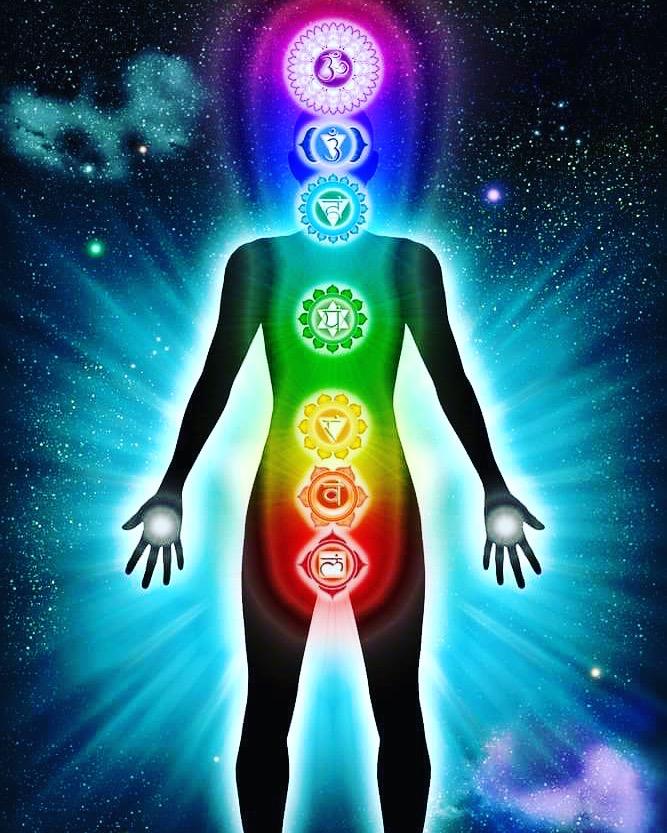 Energy healing & balancing