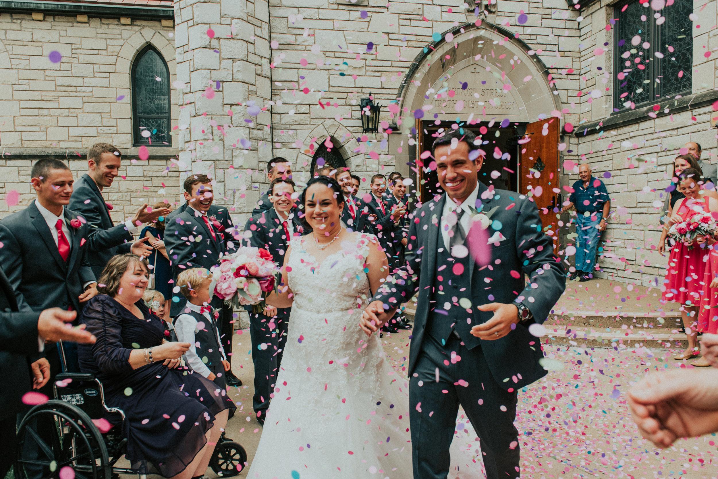 The first Sara Elizabeth Weddings couple!Megan + Ben Klingner -