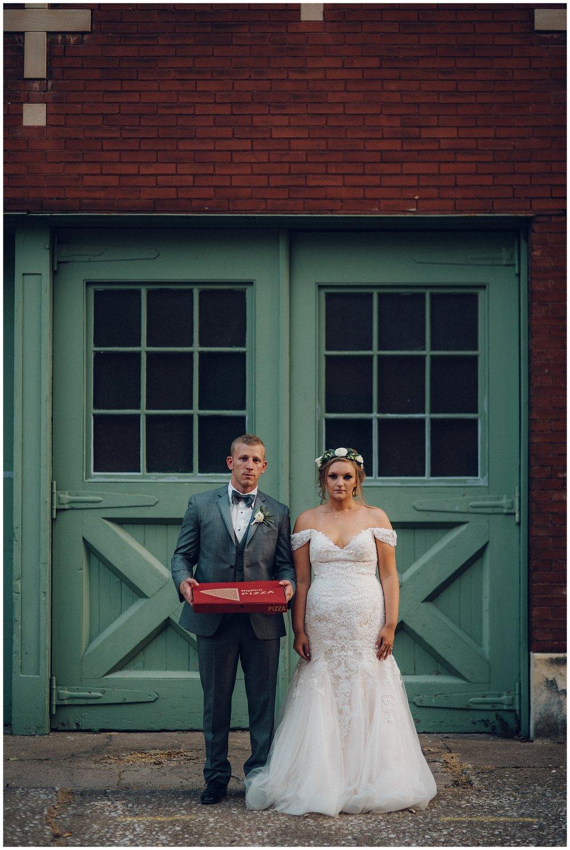 Quincy, IL   Magan + Tyler — Sara Elizabeth Weddings