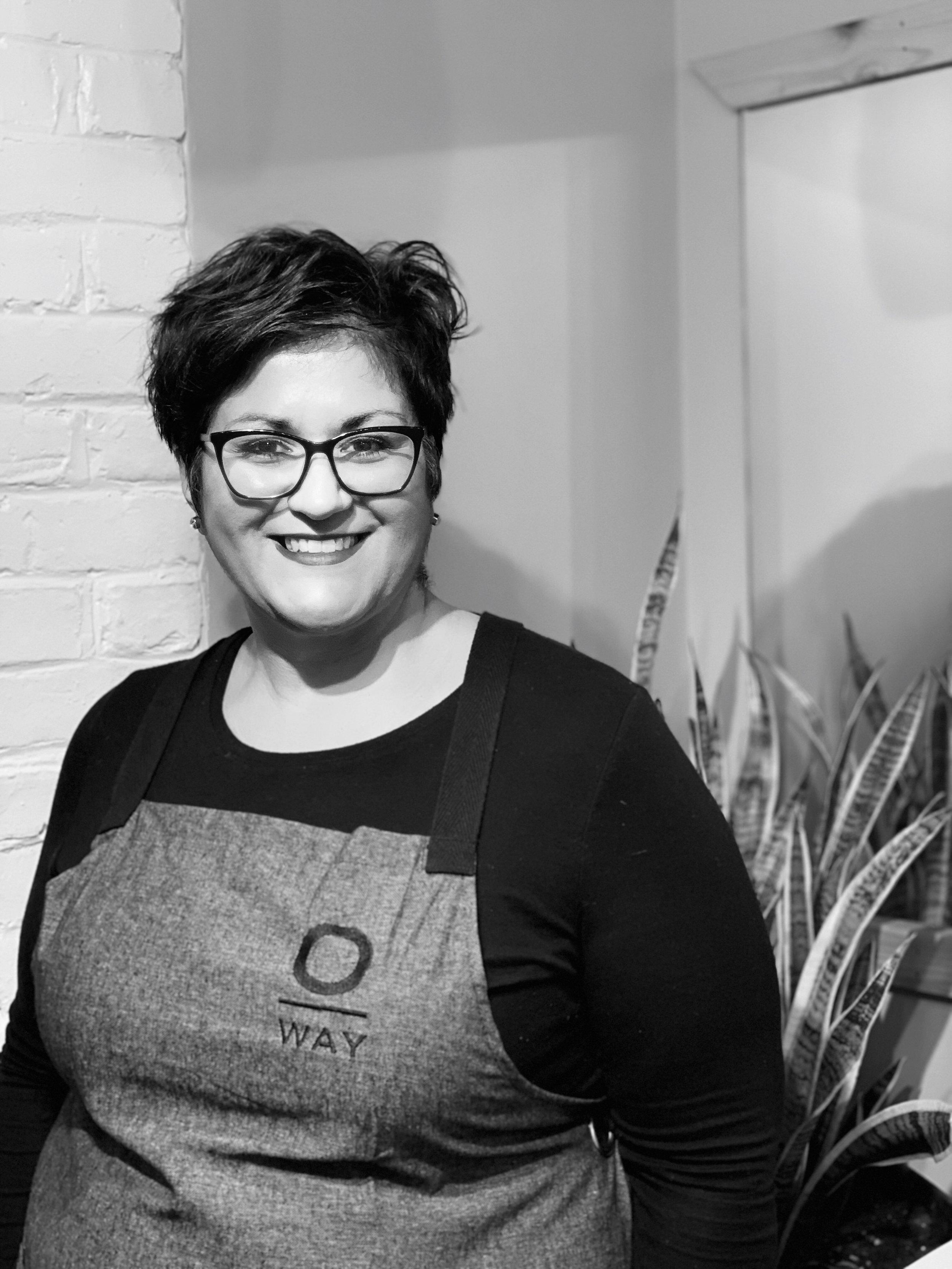 Paula Elizardo  owner, master hair artist