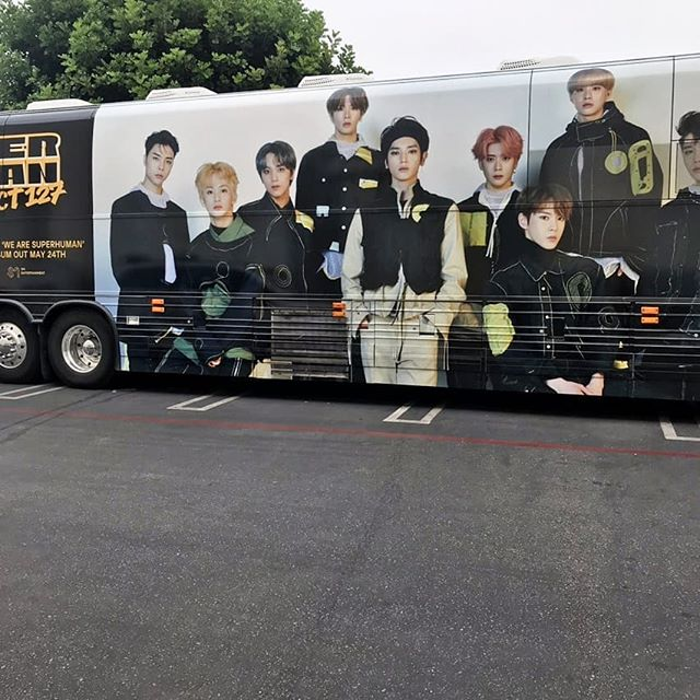 We are super excited and honored to cater for K-pop boyband #NCT127 #nct127_1sttour #shinmicatering #koreancatering #kpop #we_are_superman @nctsmtown_127  Thank you for choosing Shin Mi catering!