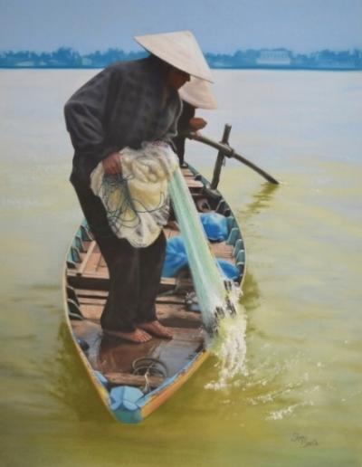 Fishermen - Vietnam