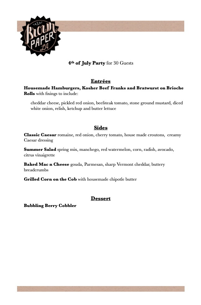 4th+of+July+Party