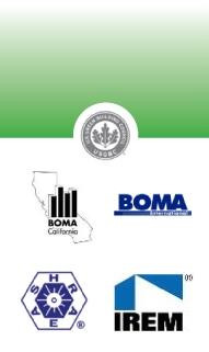 BOMA, ASHRAE, ASHRAE Level II, GRESB, LEED, USGBC, Green, Energy Star, Proven Provider