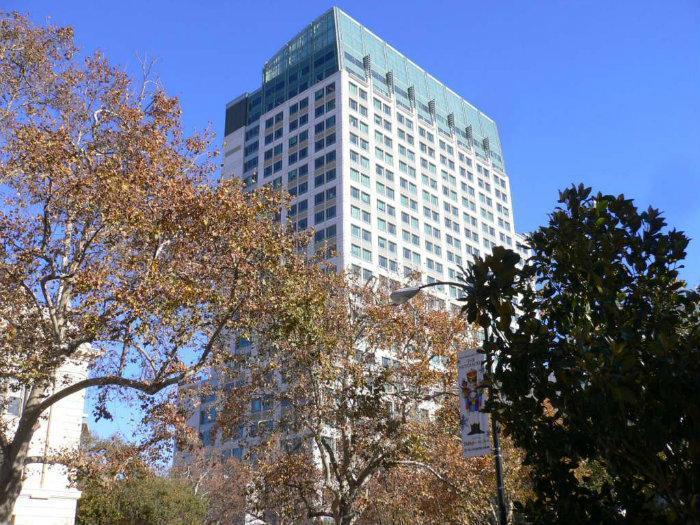 Joe Serna Jr. Cal. EPA Headquarters