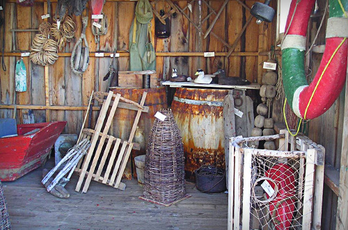 Fisherman's Life Museum - From the crackle of wood burning in the cook stove, to the smell of the saltwater breeze, come experience the warmth and welcome of Nova Scotia's Eastern Shore in a traditional fishing family's home.