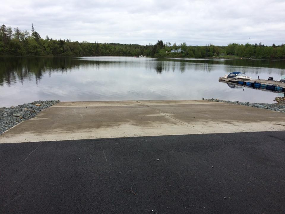 Lake CharlottePublic Boat Lauch - Located directly across the road from the Lake Charlotte Motel!