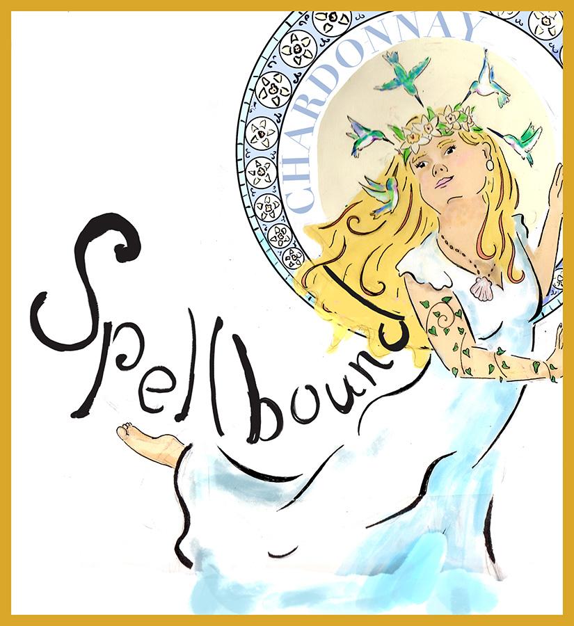 Spellbound process -