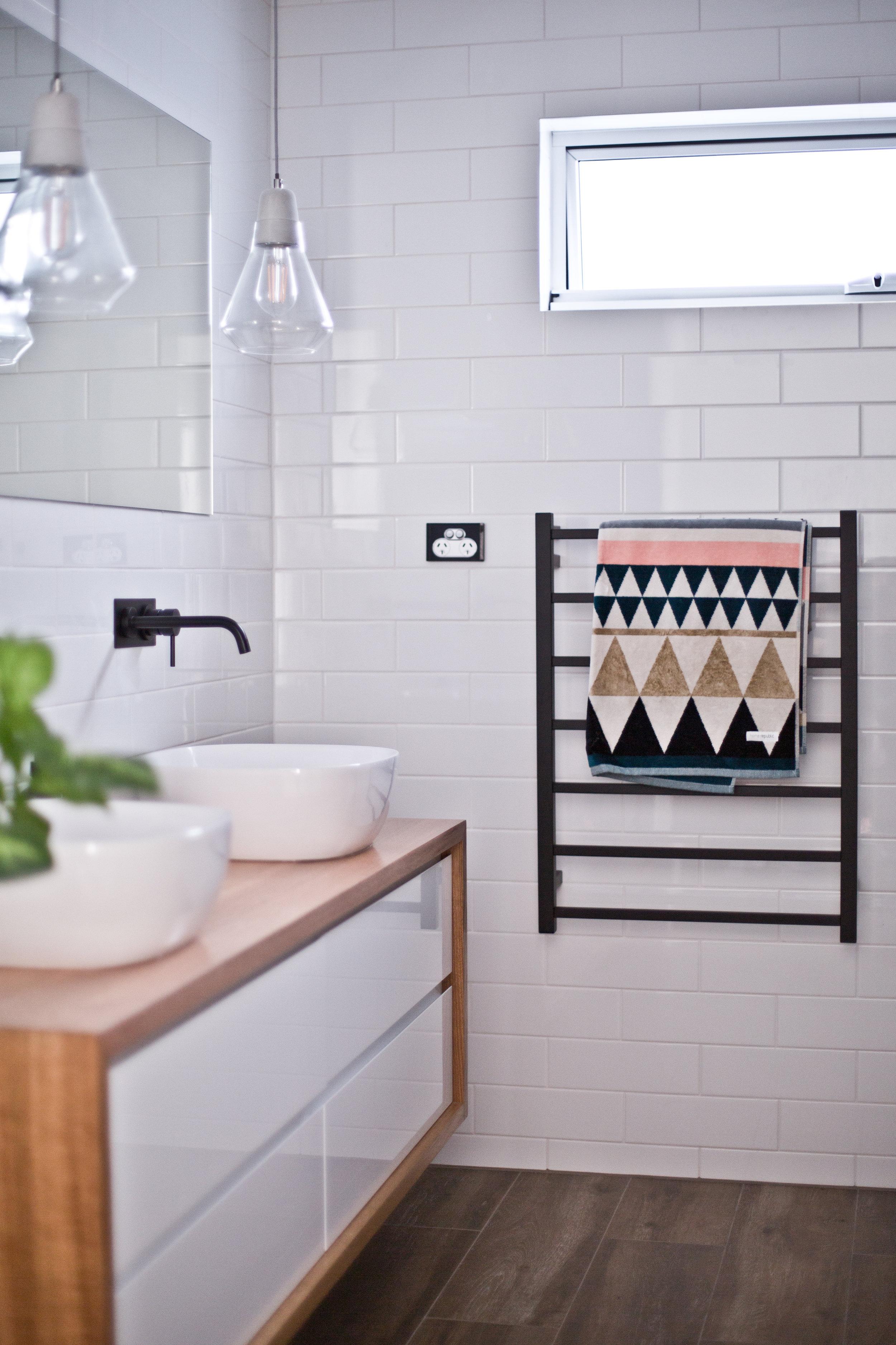2016 Bathroom renovation