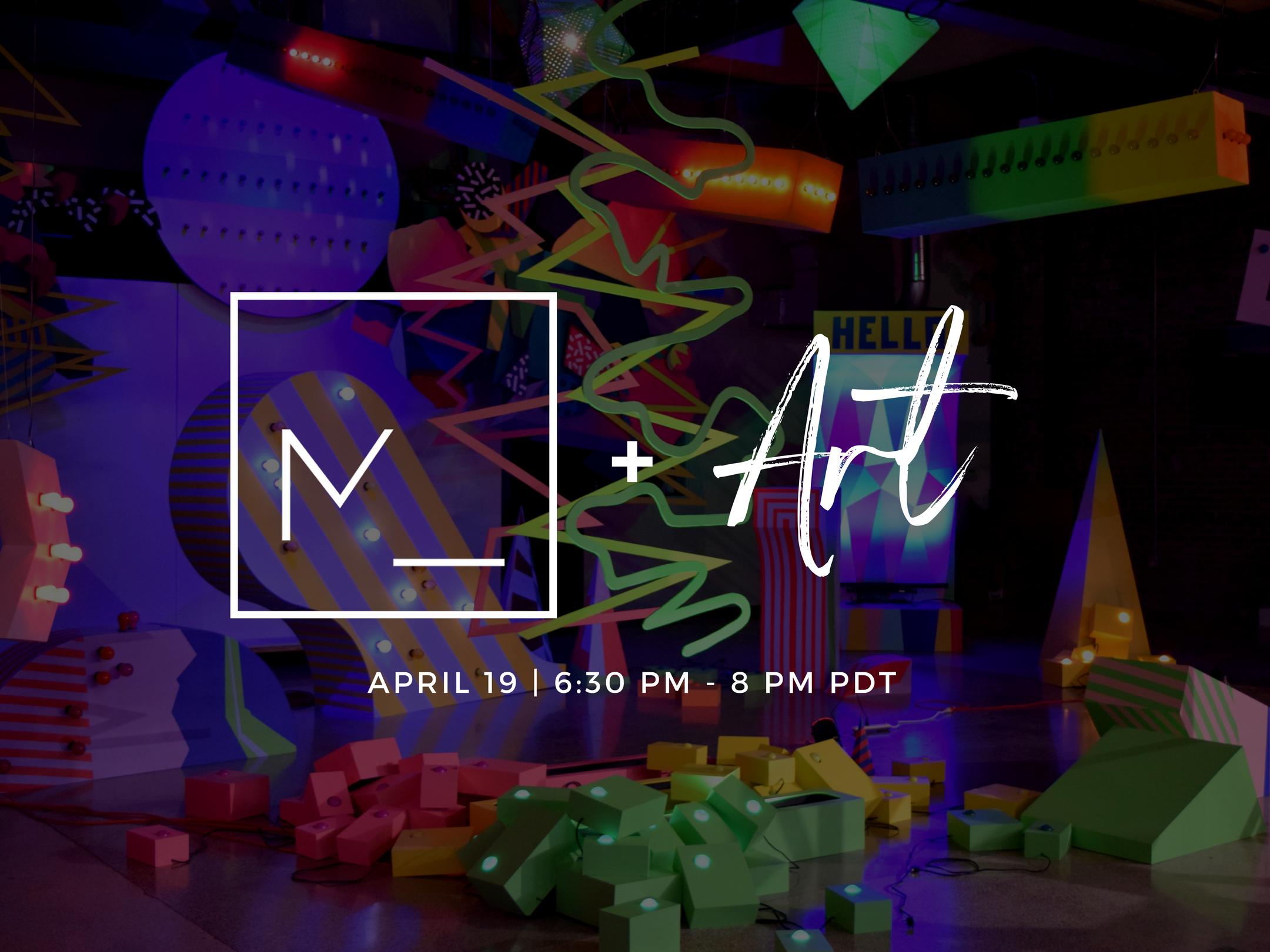 M + Art @ MadArt