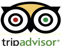 Visit our Trip Advisor page and read our reviews or book.