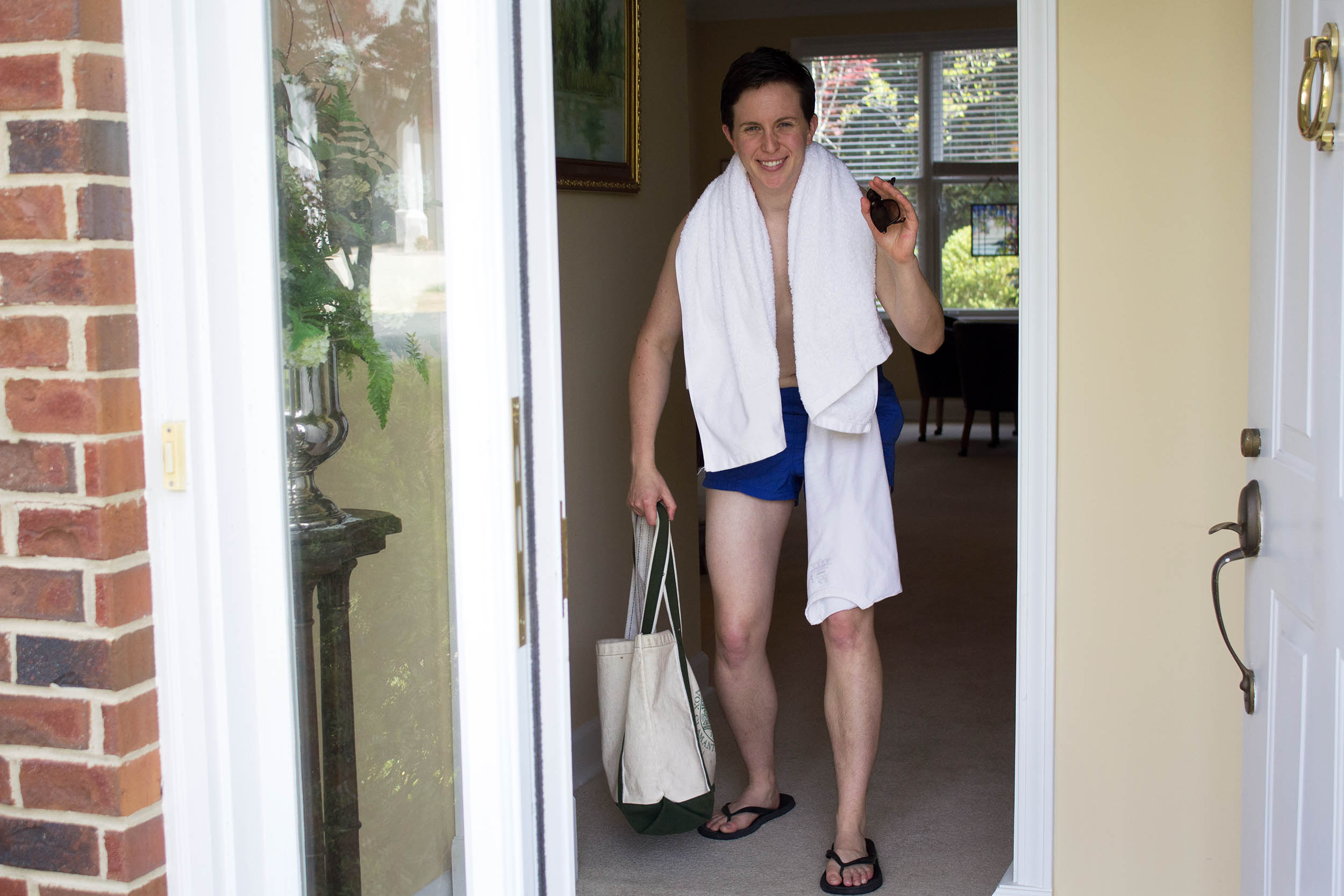 Passing of a Patriarch I: Heading to the Pool