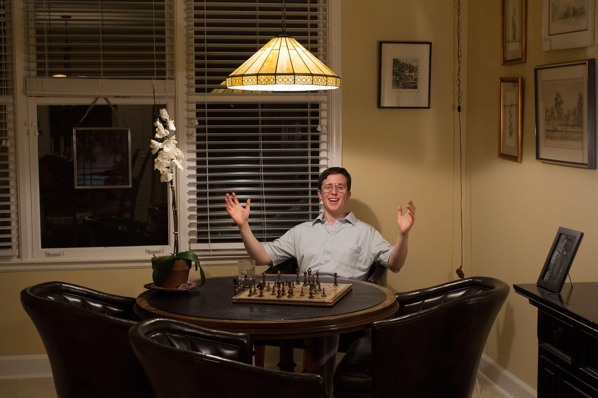 Passing of a Patriarch I: Kerfuffled at Chess