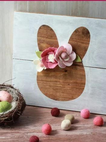 Best Cricut Projects-wooden bunny sign- Everyday Jenny.JPG