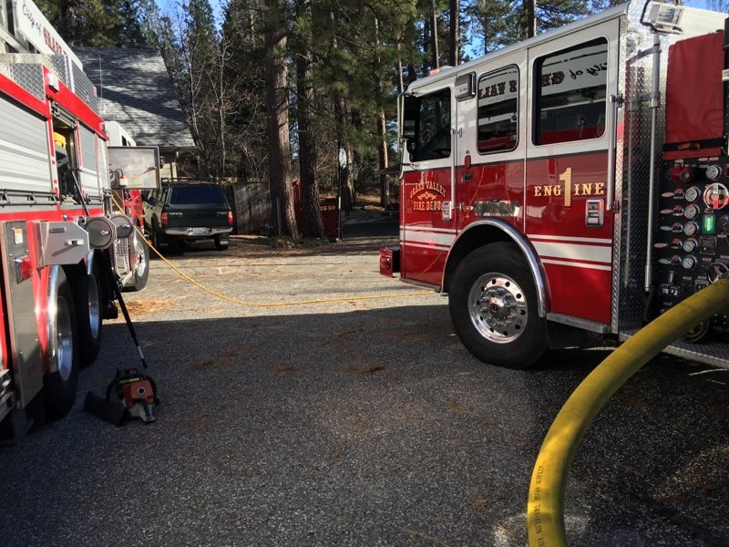 FIRE: Our primary purpose is to protect life and property from fire. We do so by sending an adequate amount of resources to fire calls that require high levels of activity and energy depletion. Structure fires in the city limits will get a dispatch of 1 Battalion Chief, 3 engines, and 1 ladder truck. This gives the first arriving units the manpower and equipment to accomplish the basic tasks. The Incident commander can augment the response by adding additional engines and personal to the scene.