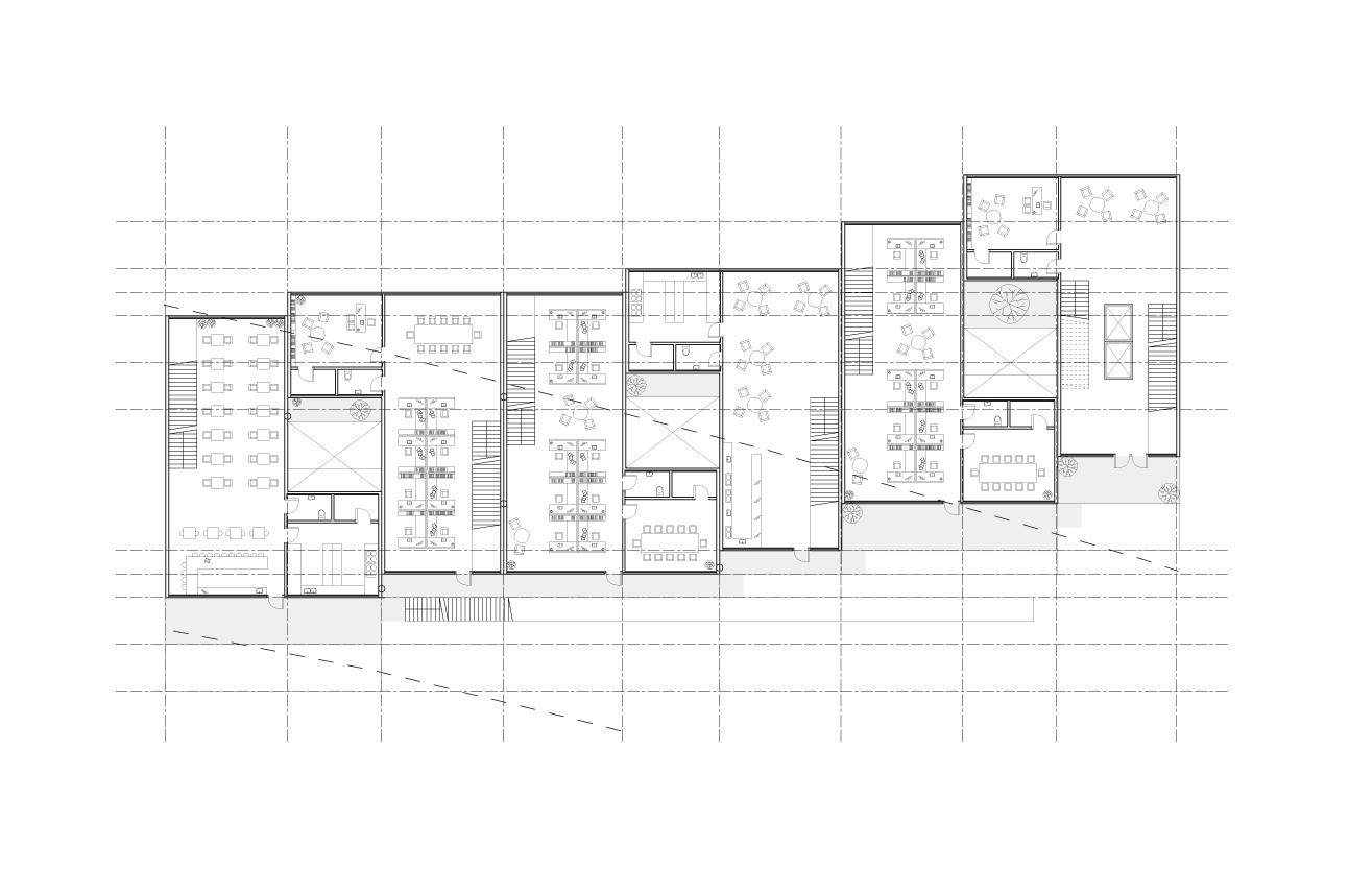 A.E.01 Residential Floor 3