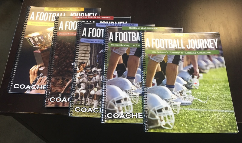 *The Football Journey curriculum we are using