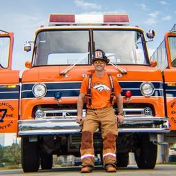 Robert Garner - Class of '97  Firefighter - Poudre Fire Authority  Denver Broncos Super fan - Rescue Rob