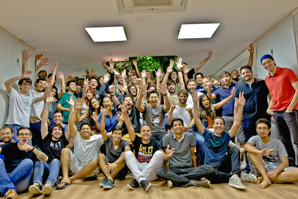Vamos juntos revolucionar o acesso à justiça no Brasil. -