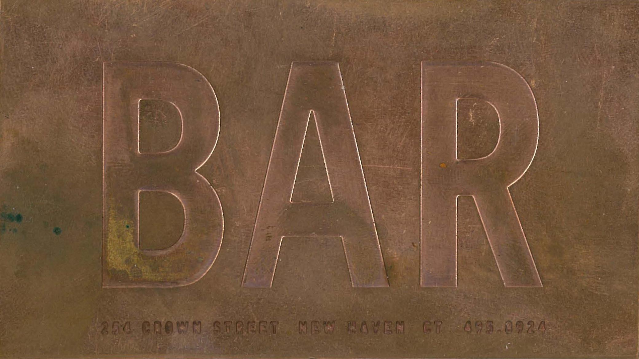 BAR New Haven