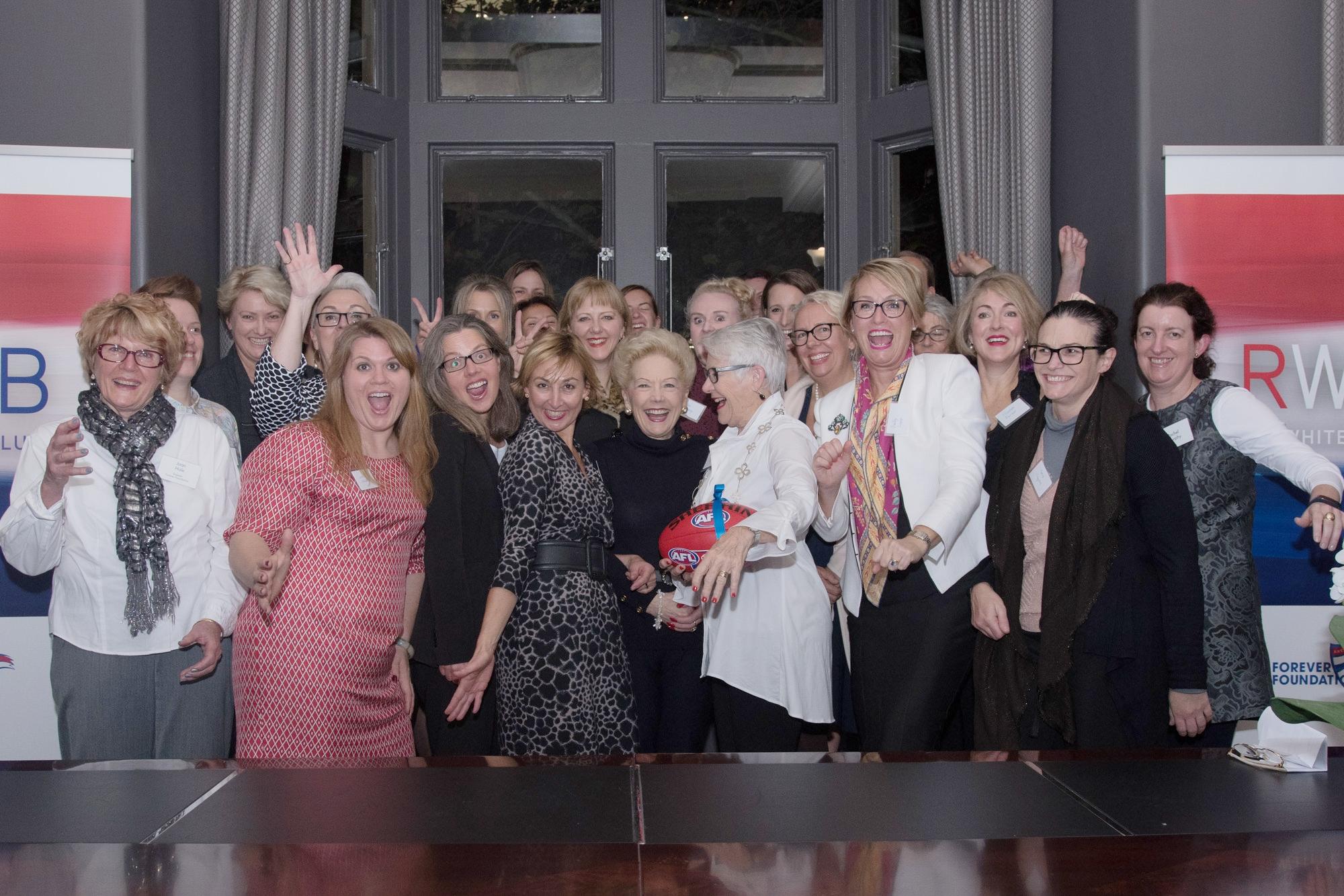 May 9, 2017 - Women's membership drive