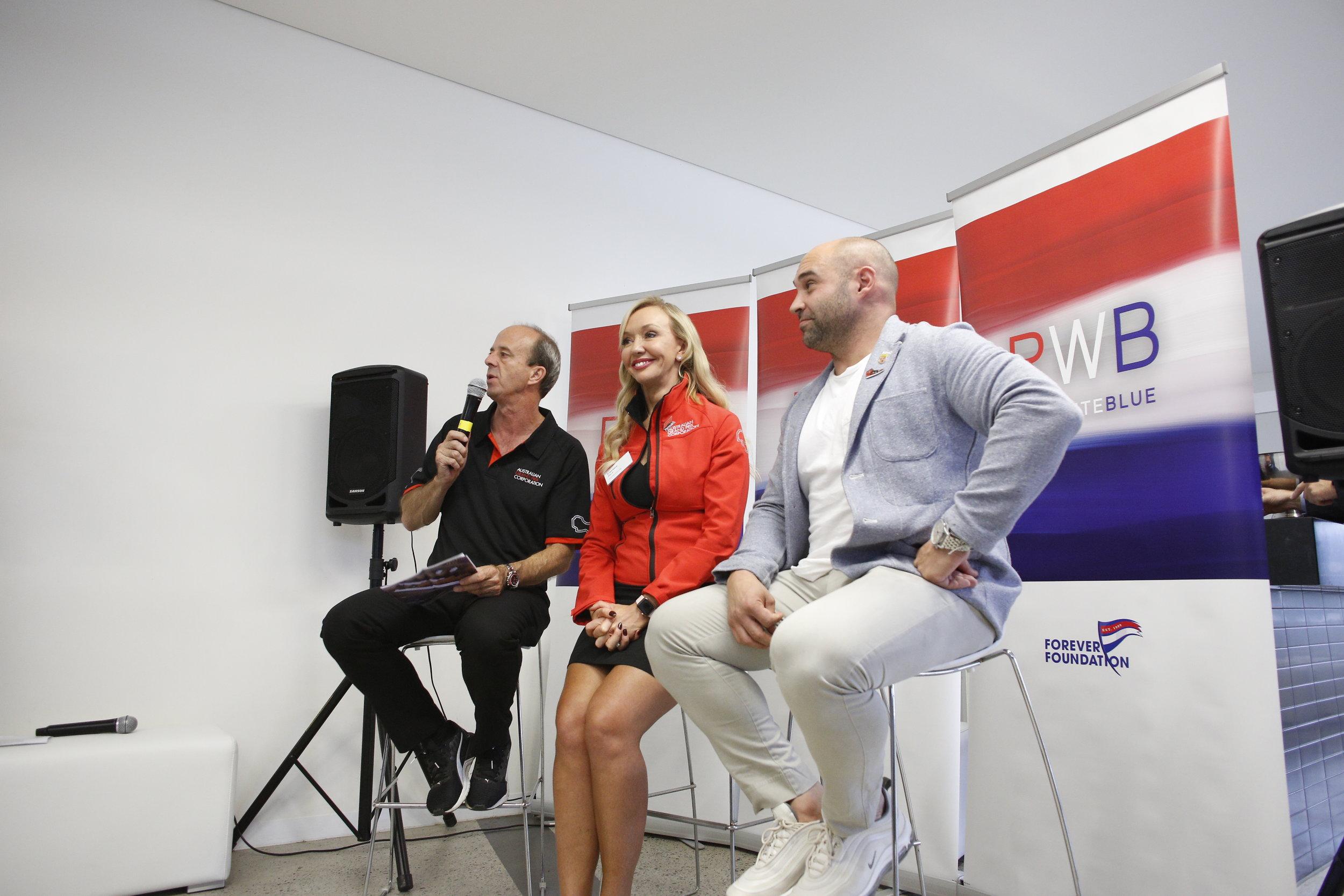 March 19, 2018 - Fangio Lounge, AUS Grand Prix