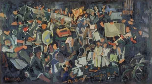 Riot, Lim Hak Tai