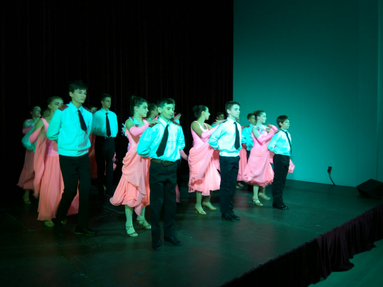 Бальні танці -