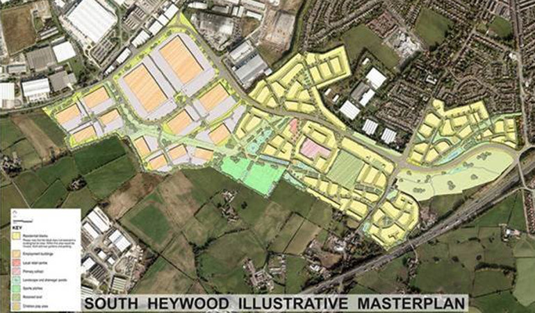 <p><strong>South Heywood Masterplan</strong>Heywood, Manchester<i>View Case Study</i></p>