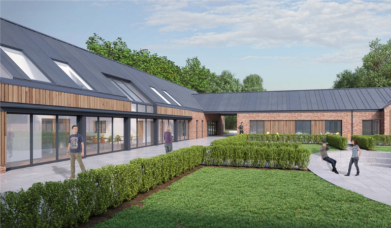 <p><strong>Private Residential & Treatment Therapy Centre</strong>Cuddington, Cheshire<i>View Case Study</i></p>
