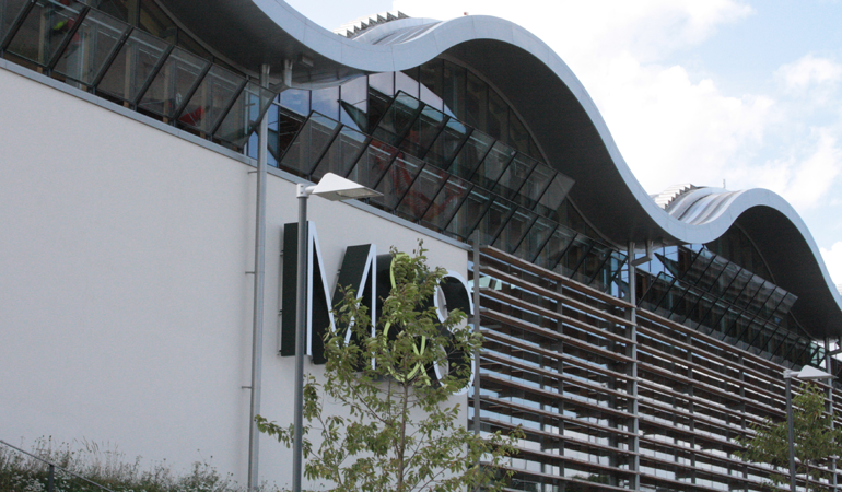 <p><strong>M&S's Second Largest Store</strong>Cheshire Oaks, Ellesmere Port<i>View Case Study</i></p>