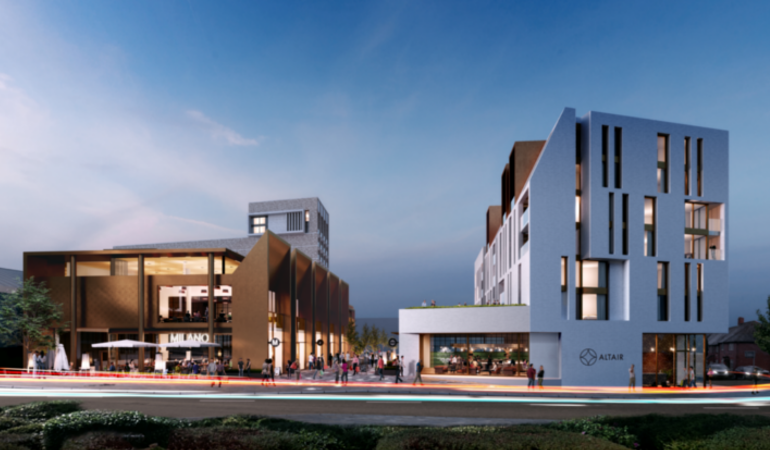 <p><strong>Altair</strong>Altrincham, Cheshire<i>View Case Study</i></p>