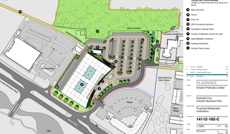 <p><strong>Chester Business Park</strong>Chester<i>View Case Study</i></p>