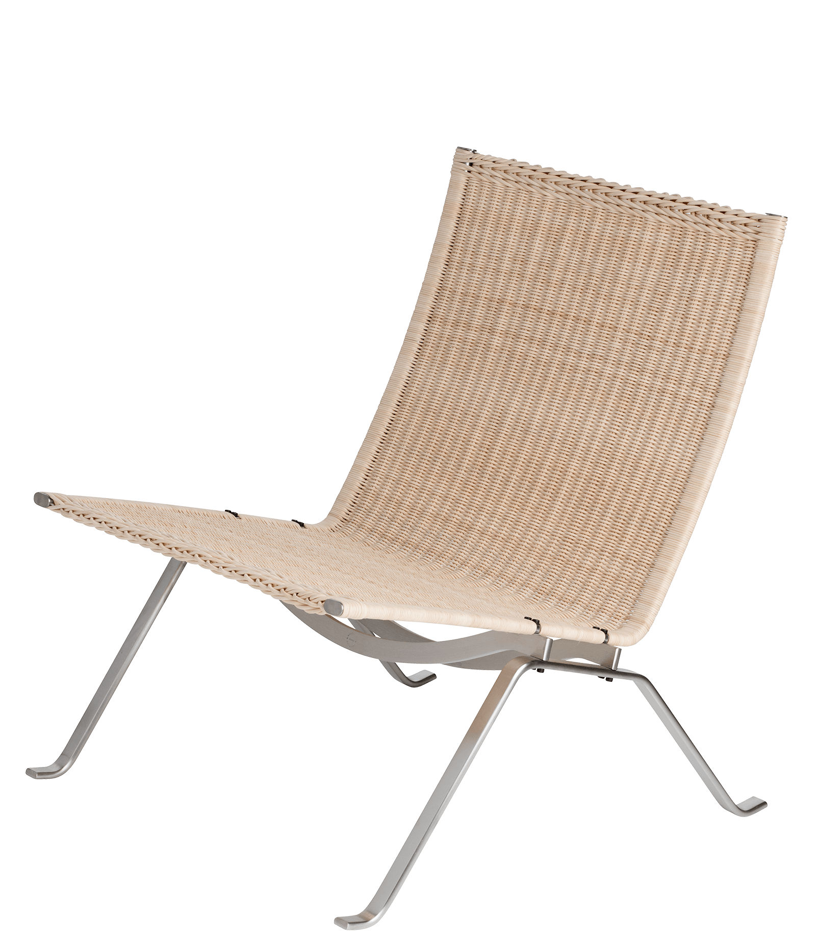 PK 22 easy chair, wicker