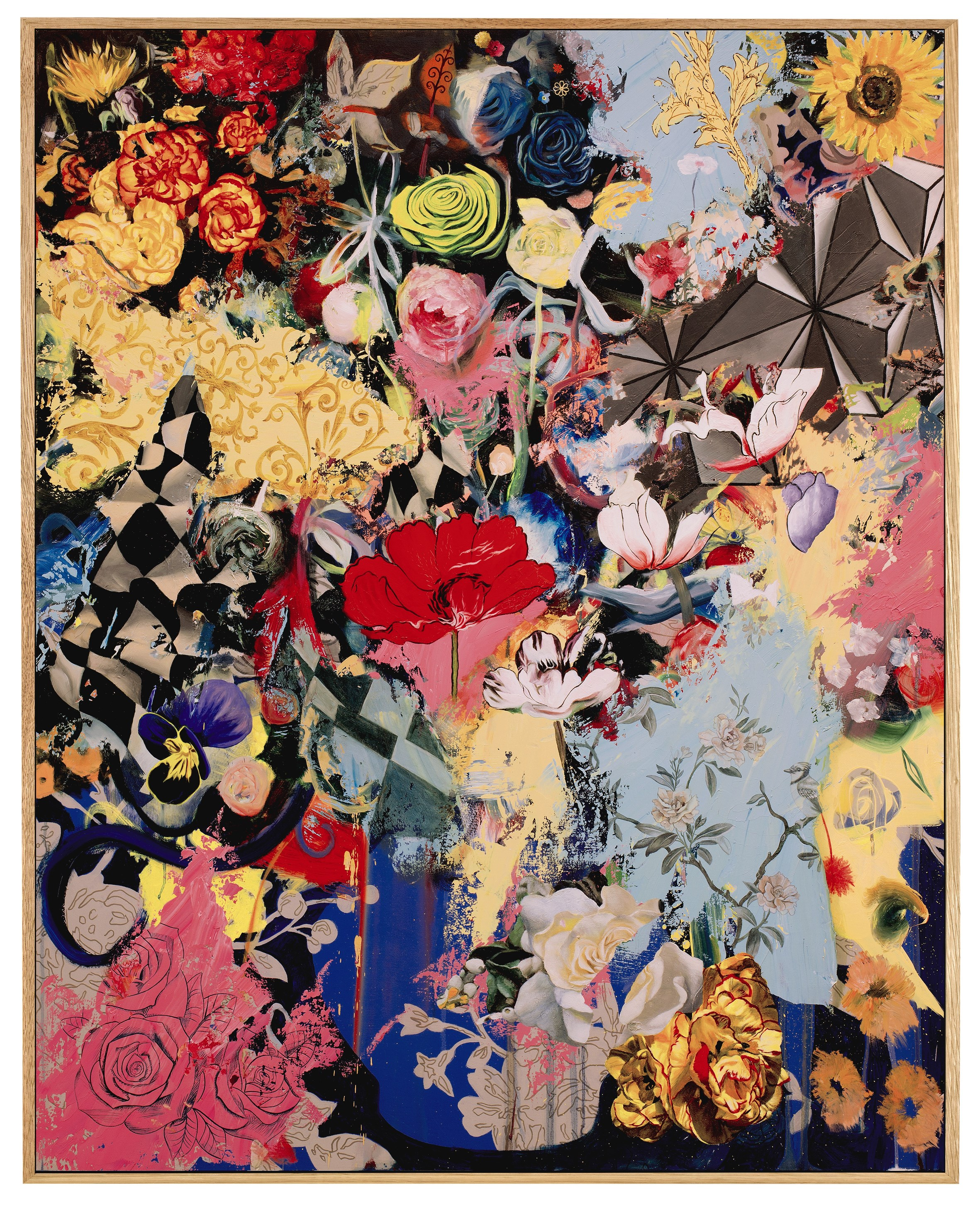 Lot 25: Keith Tyson - Dopamine and the Love Lives of the Great Artists