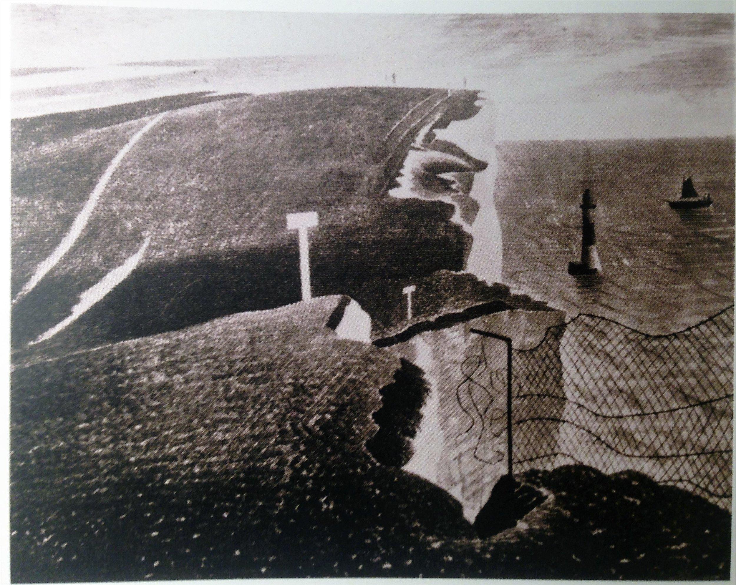 Cliffs in March (1939)