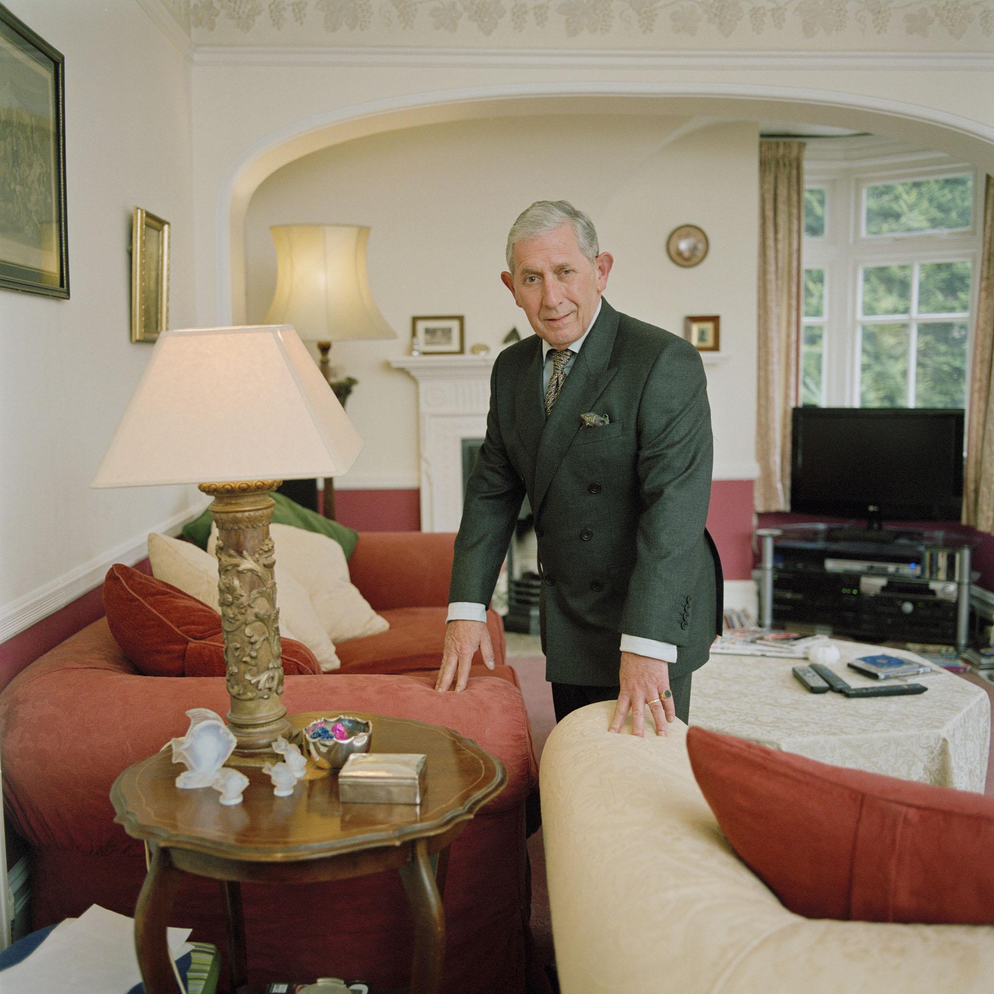 Peter Hugo alias Prince Charles