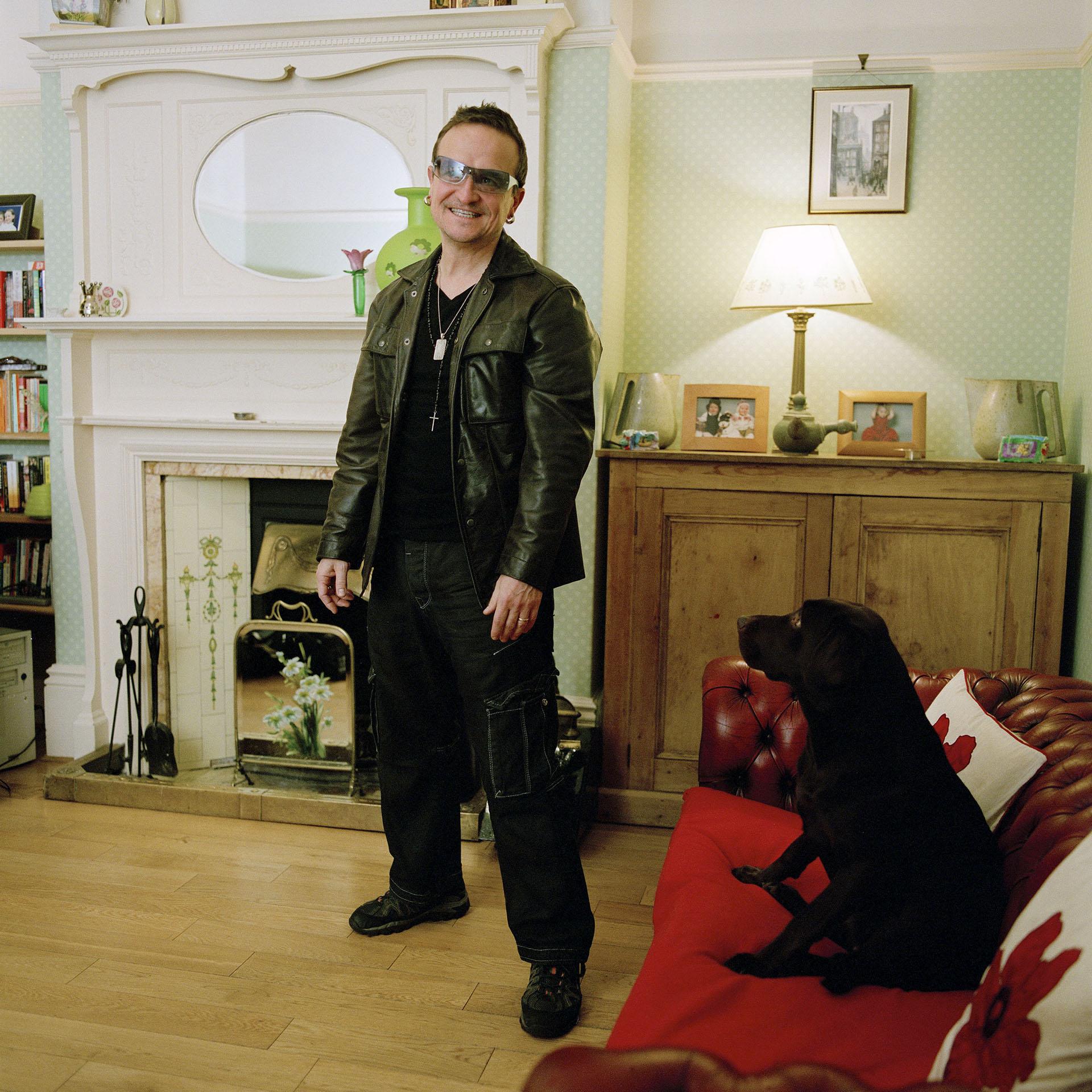 Andy Barker alias Bono